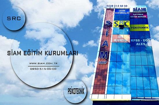 31 EKİM - 01 KASIM ÇORLU SRC SINAVI KAYITLARI DEVAM EDİYOR !!